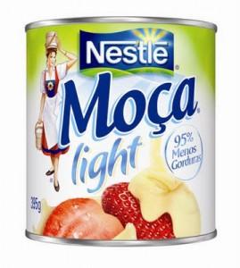 Leite Moça Light