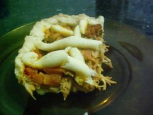 Crianças na Cozinha = Empadão de Frango e Torta de Banana da Terra
