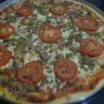Sobrou Arroz que tal fazer uma Pizza