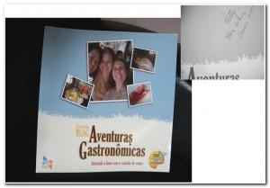 """Ganhei o sorteio do """"Aventuras Gastronômicas"""""""