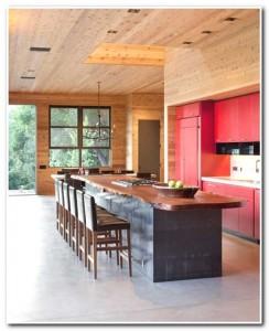Cozinha rústica moderna, você gosta?