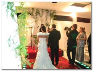Casamento de Katarina – Idéias em branco e verde