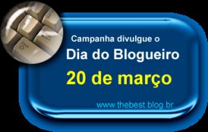 Feliz Dia do Blogueiro!!!