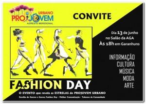 Evento do Projovem Urbano em Garanhuns