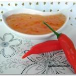 Geléia de abacaxi com pimenta