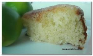 Bolo de limão de liquidificador (3)