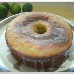 Cobertura para bolo de limão