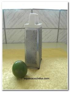 Como fazer raspas de limão sem amargar