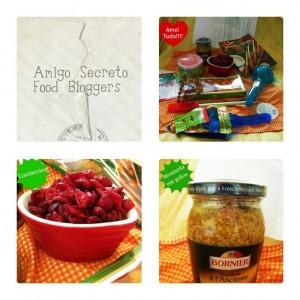 Amigo Secreto Food Bloggers