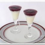 Panna Cotta Com Calda de Vinho – Especial Dia dos Namorados