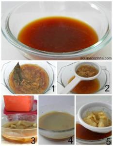 Como tirar a gordura de um caldo