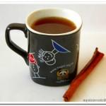 Chá de Gengibre com Cravo e Canela