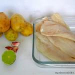 Filé de merluza gratinado (2)