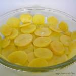 Filé de merluza gratinado (4)