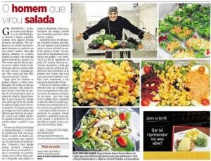 Guga Pessoas no Jornal do Commercio de hoje