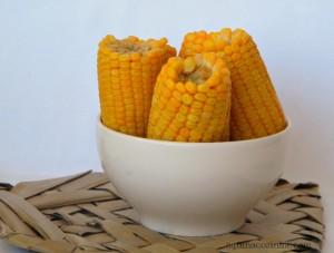 cozinhar milho verde