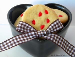 Quero fazer biscoito, mas não tenho cortador, como faço?