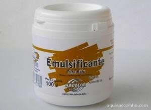 para que serve emulsificante
