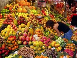 Frutas da estação são mais nutritivas e mais baratas