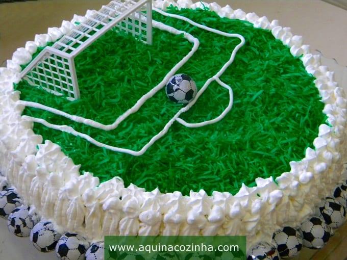 Bolo de Aniversário (de Futebol) 32a3edde26ec3