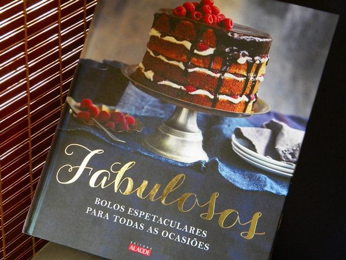 Livro: Fabulosos – Bolos Espetaculares para Todas as Ocasiões