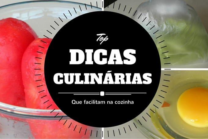 DICAS e TRUQUES Culinários: Como tirar a pele do TOMATE, como conservar ALFACE, pescando casquinha de OVO