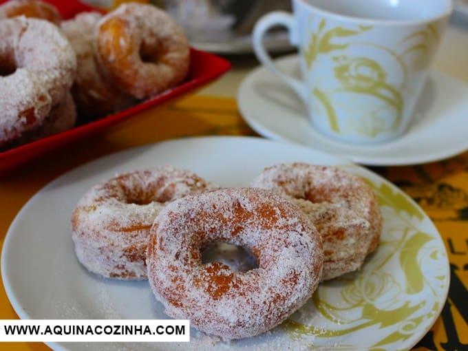 Rosquinha Frita