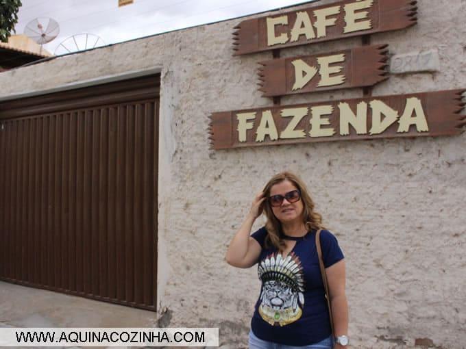 Petrolina: Café de Fazenda
