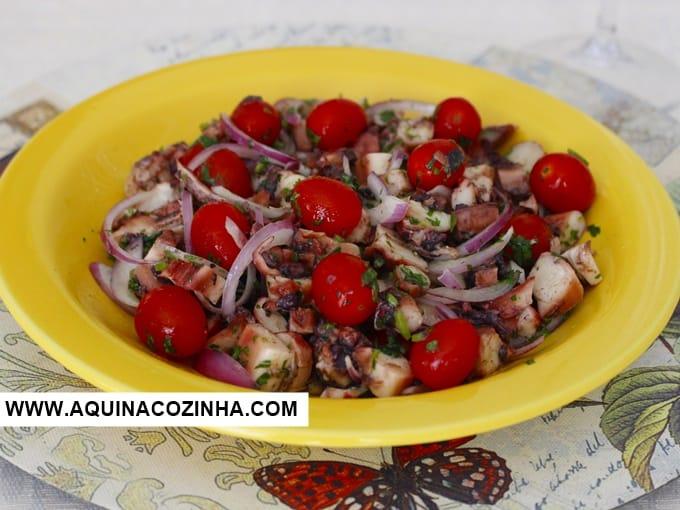 Salada de Polvo – Facílima