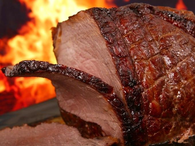 Para deixar a carne mais suculenta…